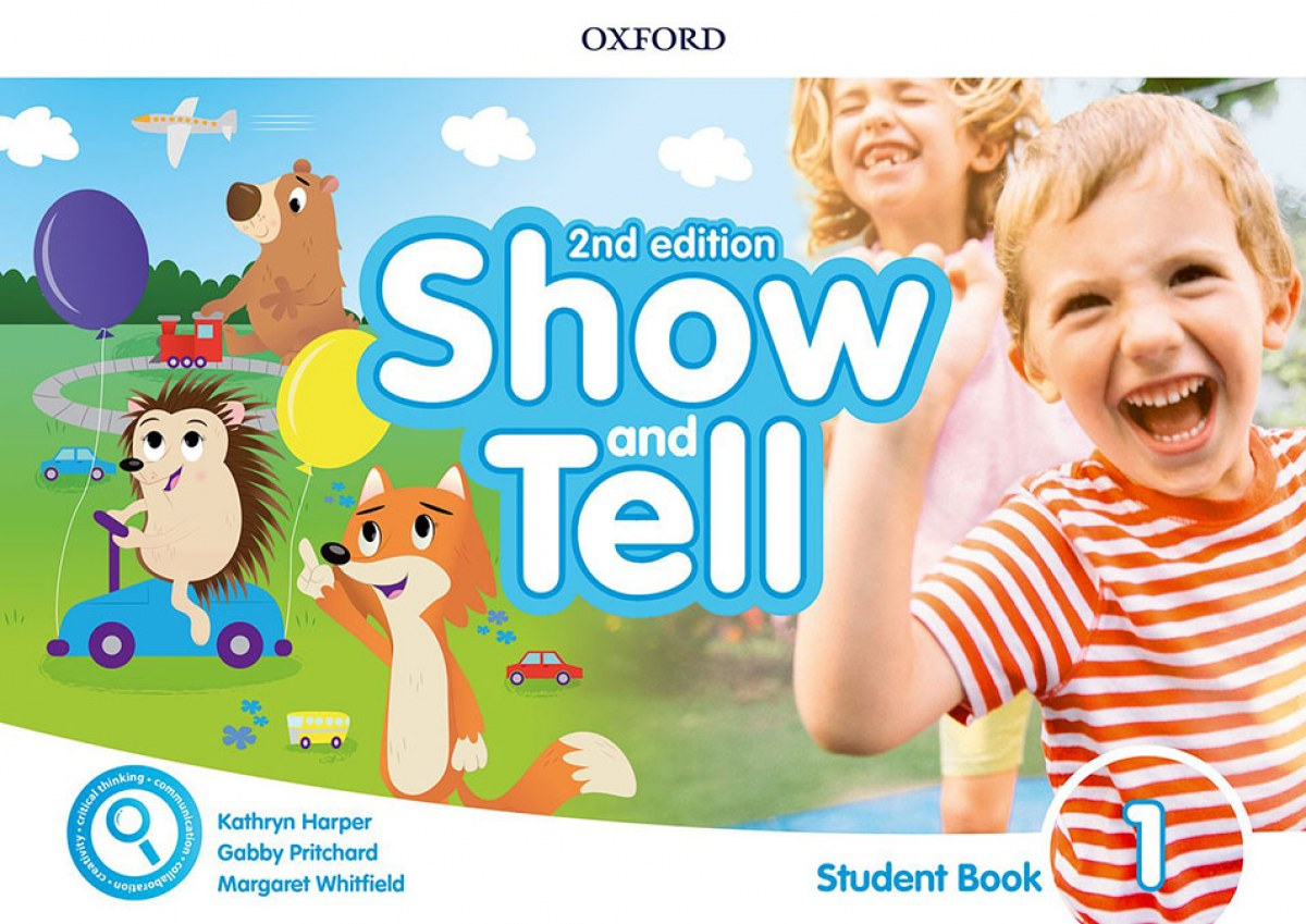 SHOW AND TELL 1 STUDENT BOOK WITH ACCESS CARD SECOND EDITION