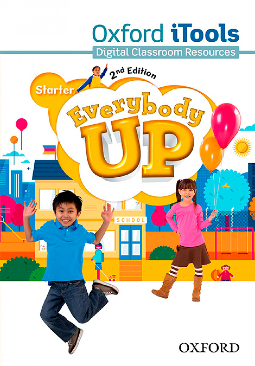 (DVD).(16).EVERYBODY UP STARTER ITOOLS (DVD)