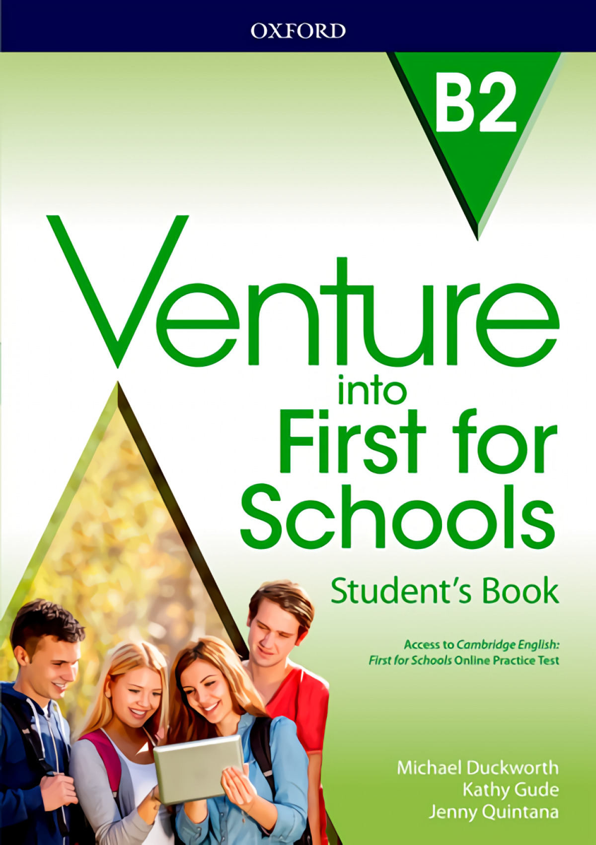 (17).VENTURE INTO FIRST STUDENT BOOK