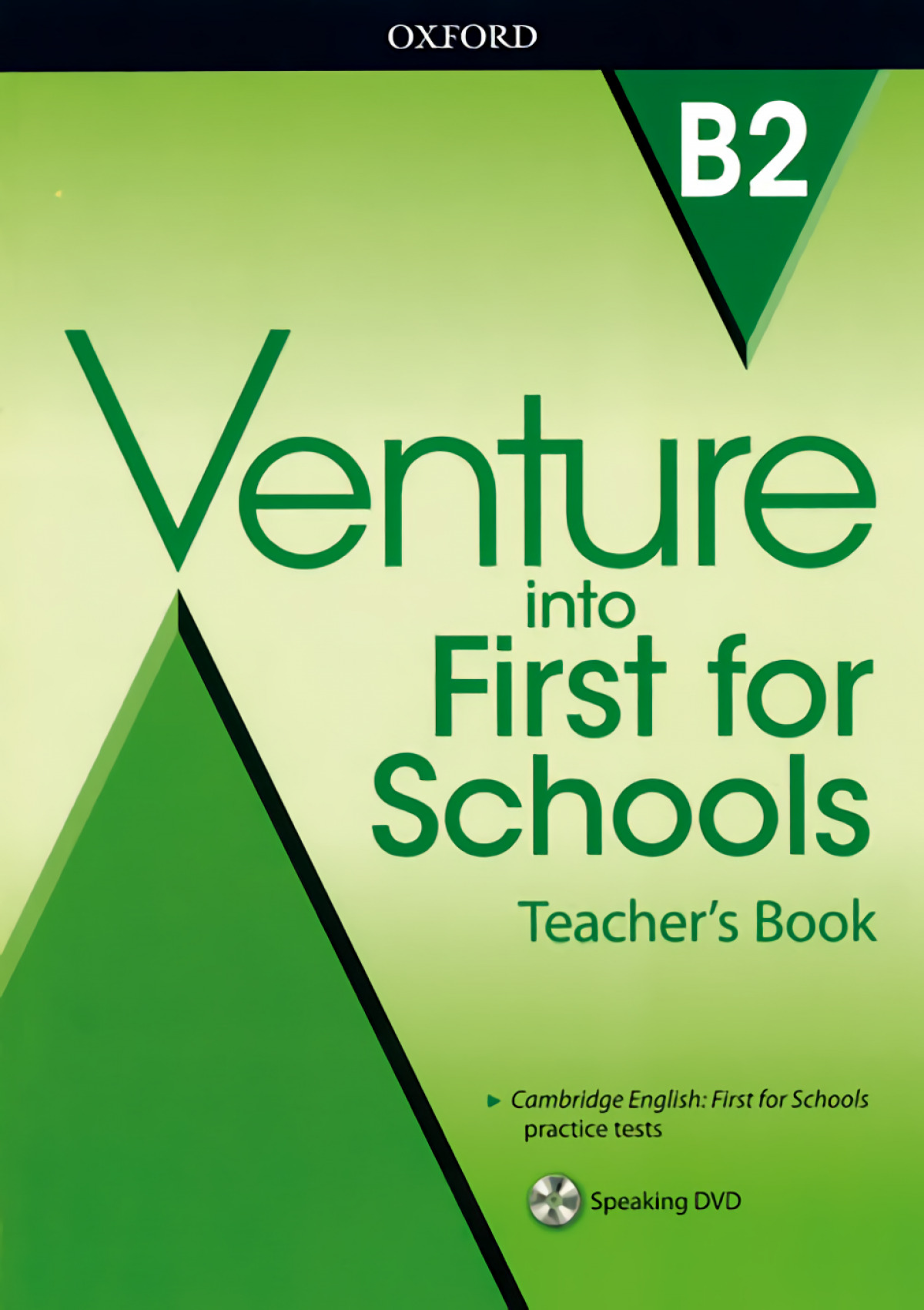 (17).VENTURE INTO FIRST.(TEACHER'S BOOK)