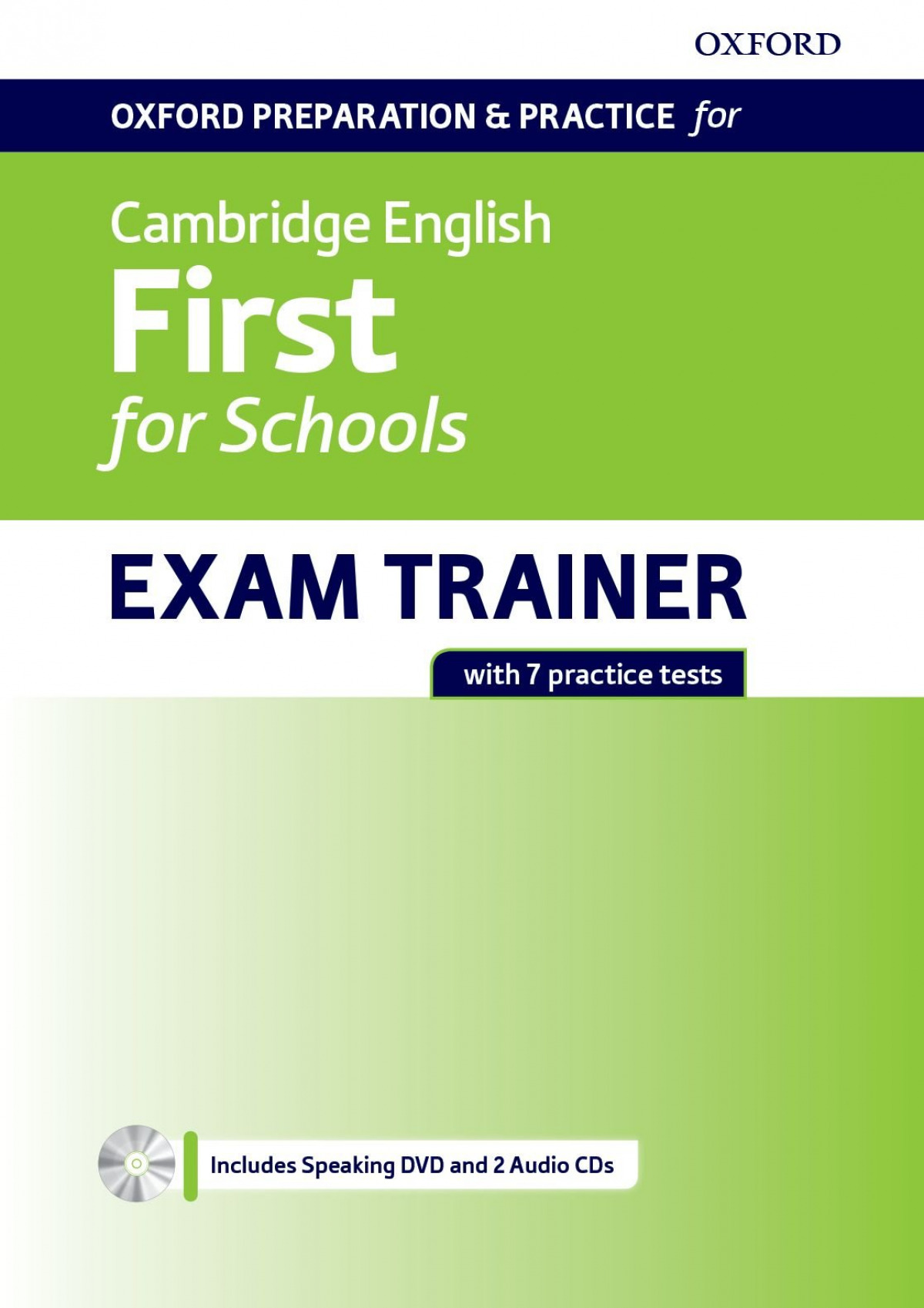 (17).(ST-KEY).ENG.FIRST FOR SCHOOLS EXAM TRAINER (OX.PREP)