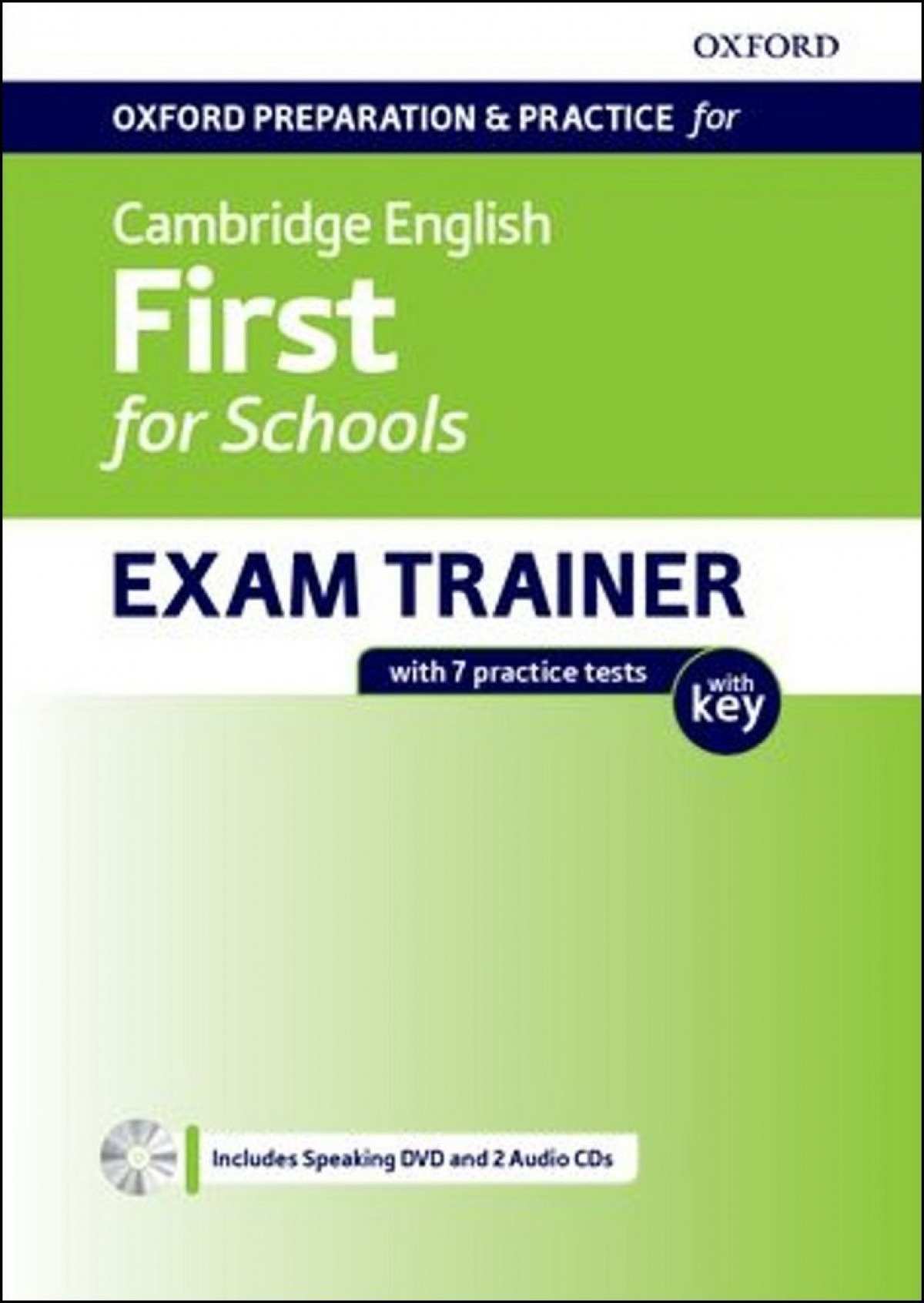 (17).(ST+KEY).ENG.FIRST FOR SCHOOLS EXAM TRAINER (OX.PREP)