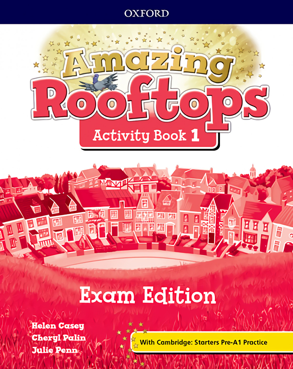 AMAZING ROOFTOPS 1 PRIMARY EXAM ACTIVITIES
