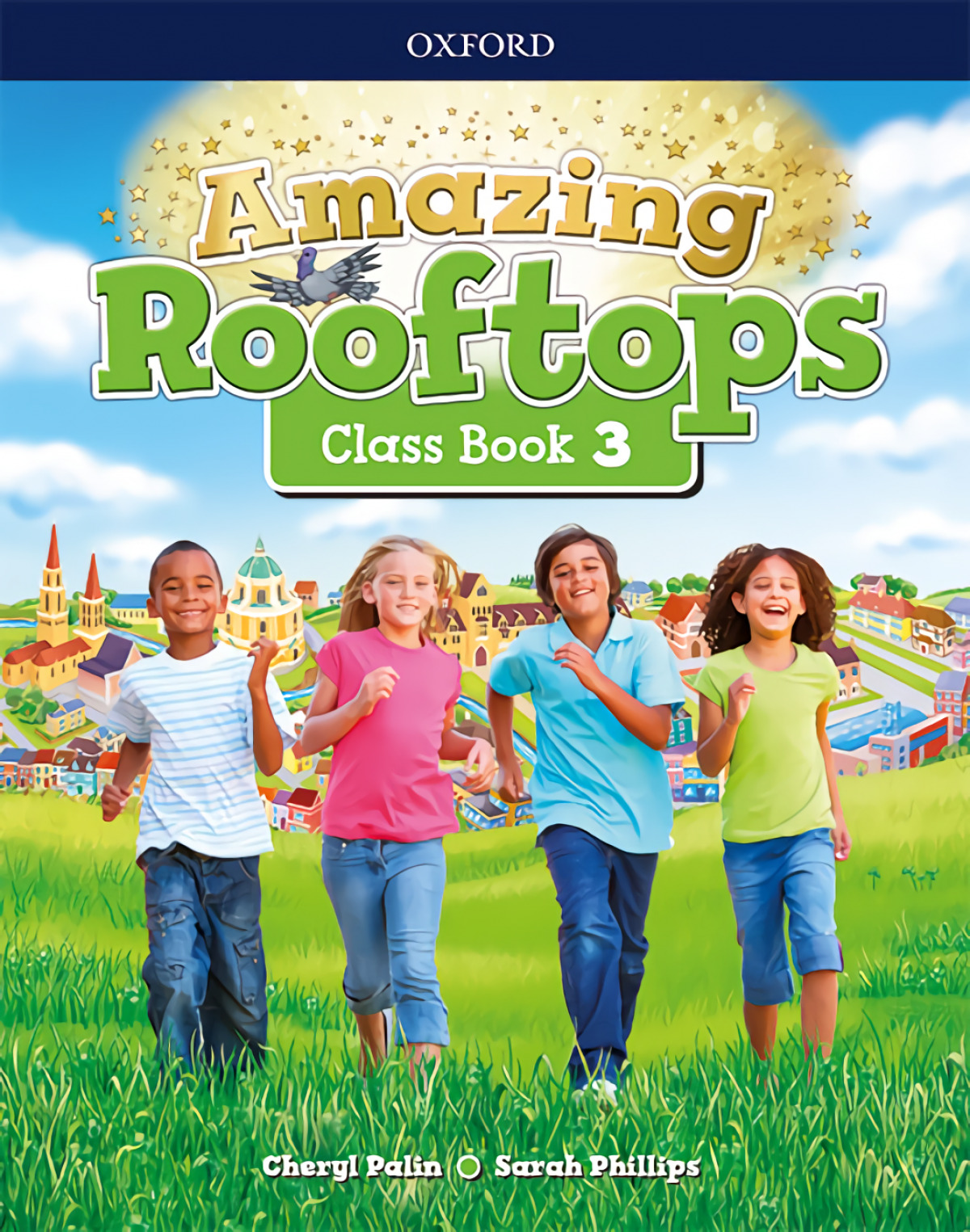 AMAZING ROOFTOPS 3 PRIMARY COURSEBOOK PACK