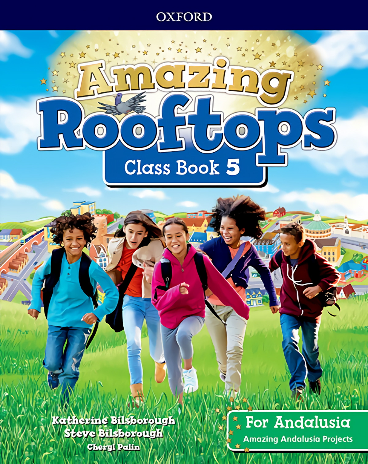 AMAZING ROOFTOPS 5 PRIMARY COURSEBOOK ANDALUCIA