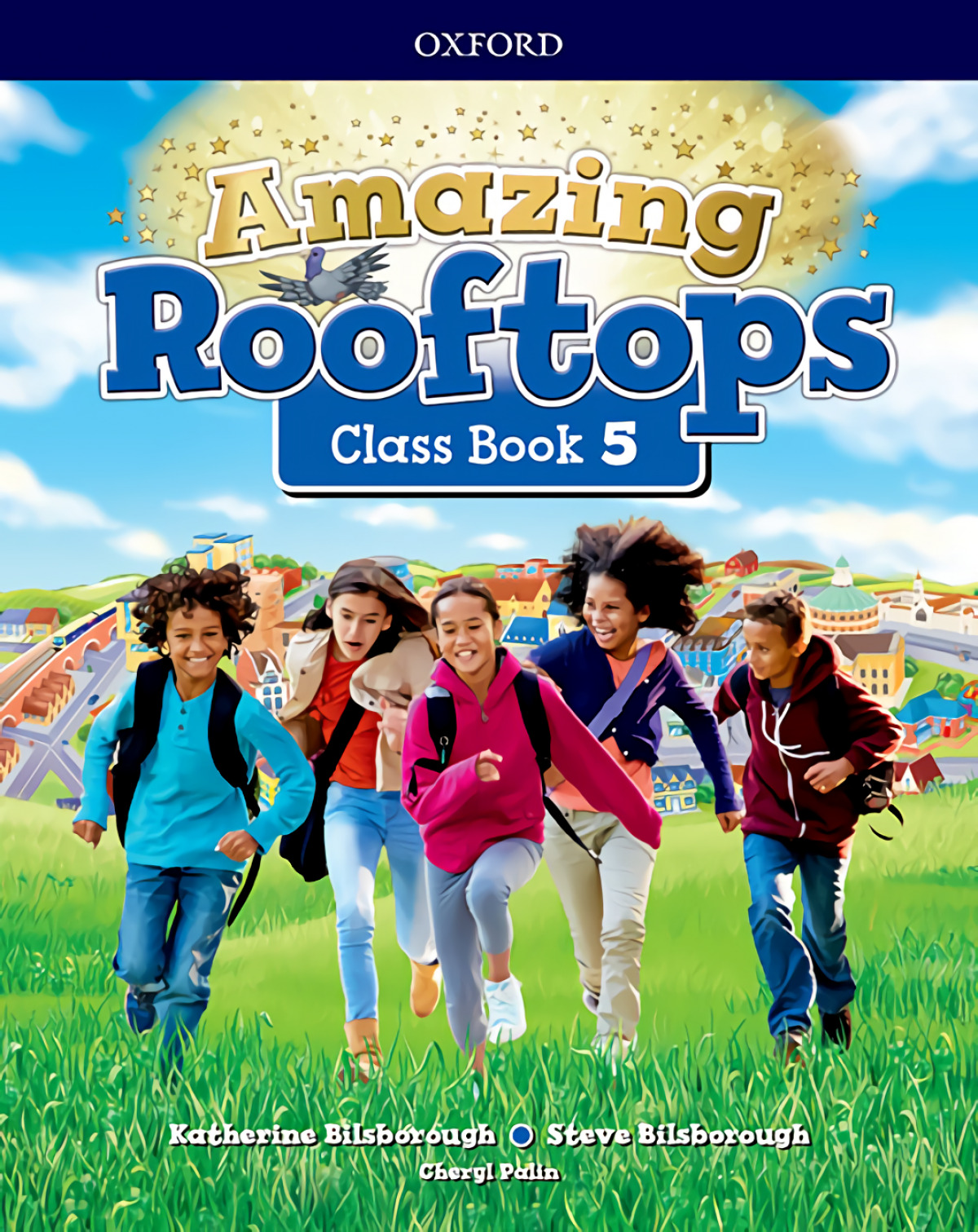 AMAZING ROOFTOPS 5 PRIMARY COURSEBOOK PACK