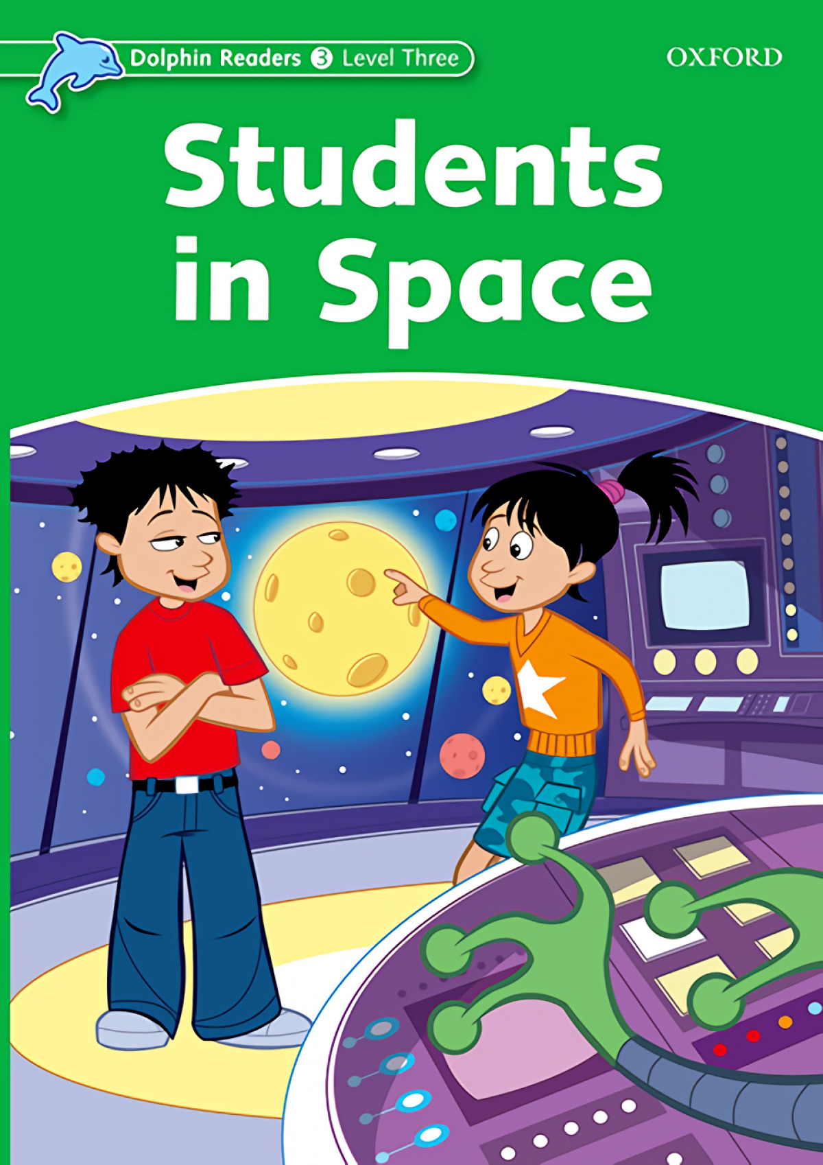 STUDENTS IN SPACE DOLPHIN READERS LEVEL 3