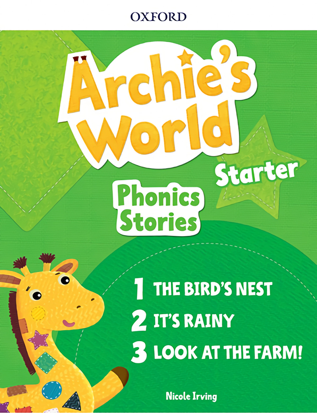 (19).ARCHIE'S WORLD PHONICS (READERS PACK) STARTER 3 AÑOS