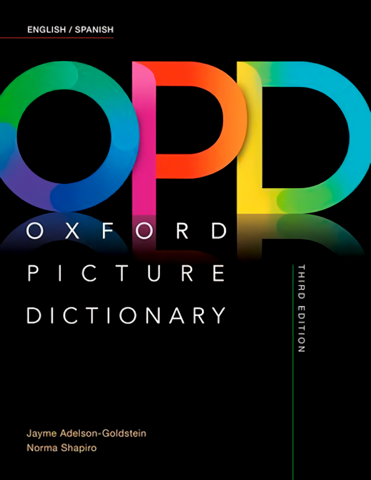OXFORD PICTURE DICTIONARY ENGLISH SPANISH BILINGUAL