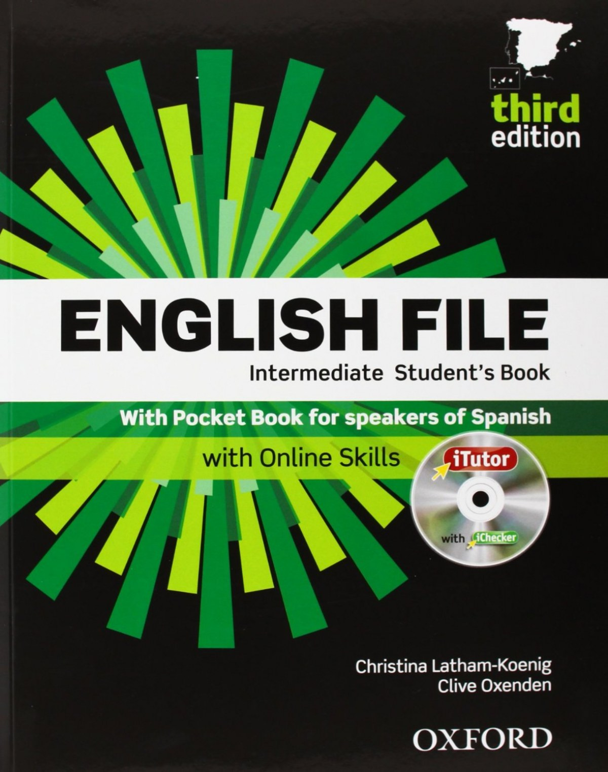 (13).(PACK+KEY).ENGLISH FILE INTERM.(THIRD ED) ST+WB+KEY