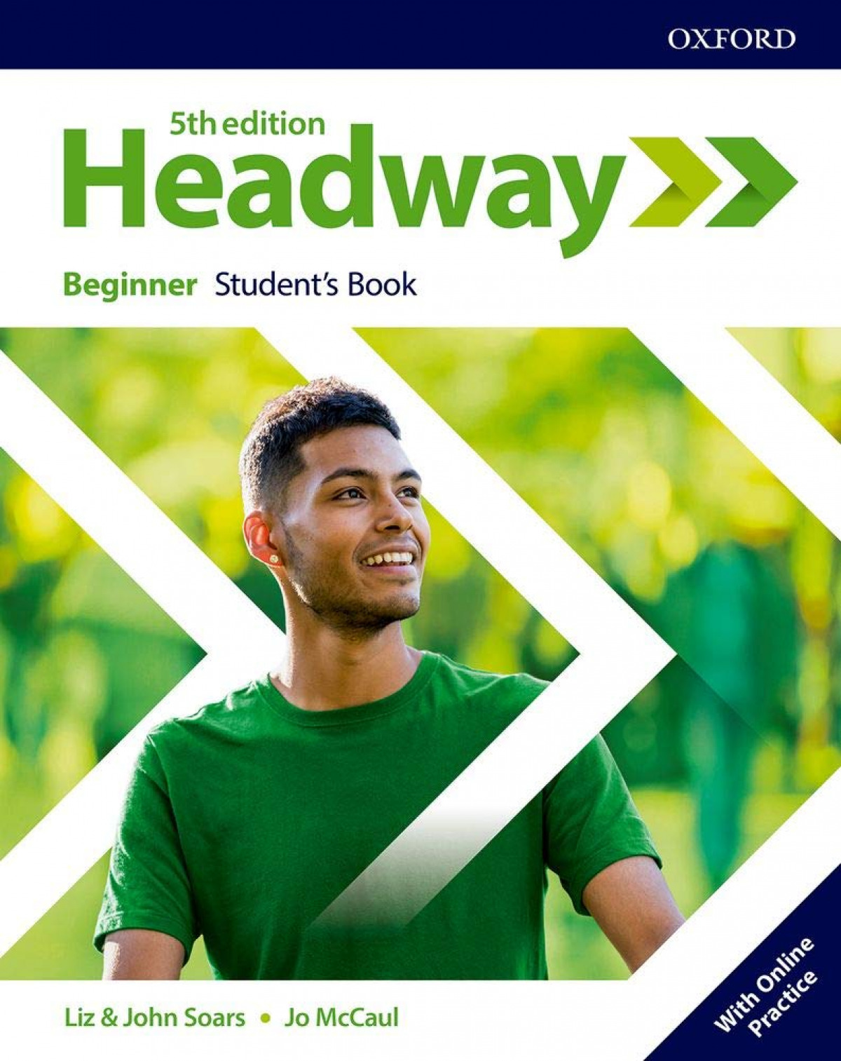 HEADWAY BEGINNER STUDENTS WITH ONLINE PRACTICE FIFTH EDITION