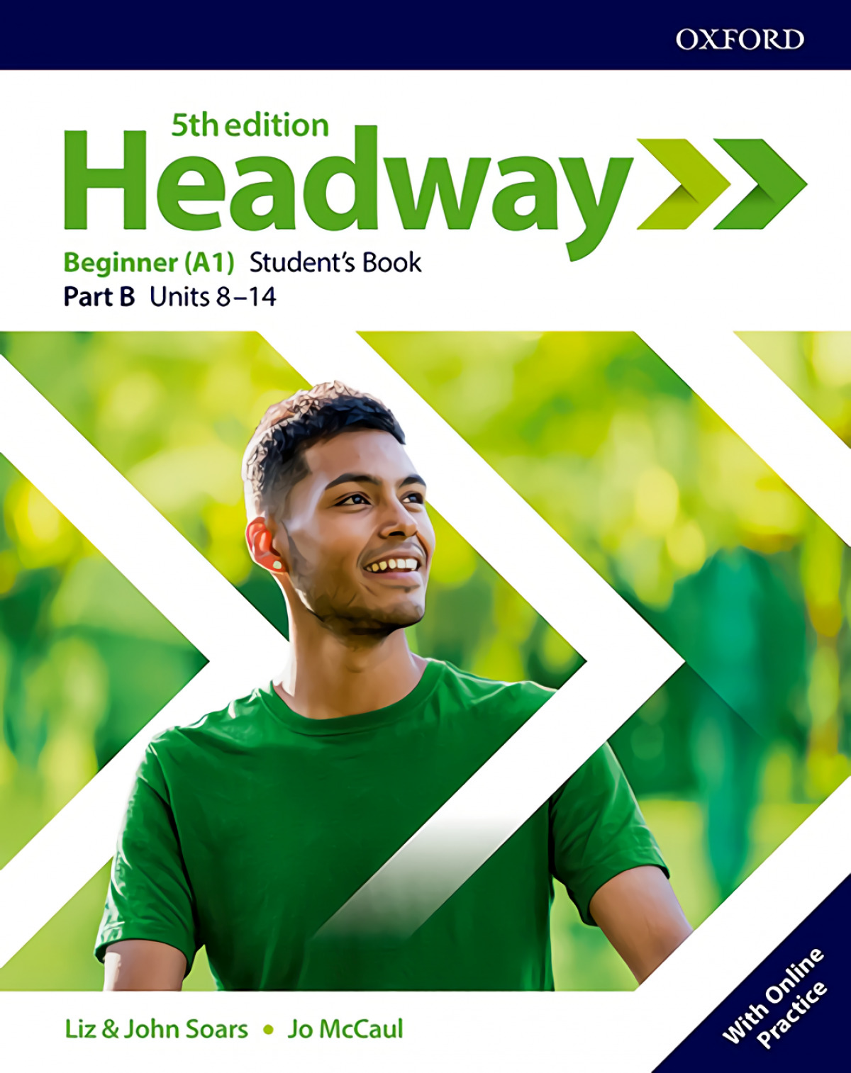 HEADWAY BEGINNER SPLIT STUDENTS B FIFTH EDITION