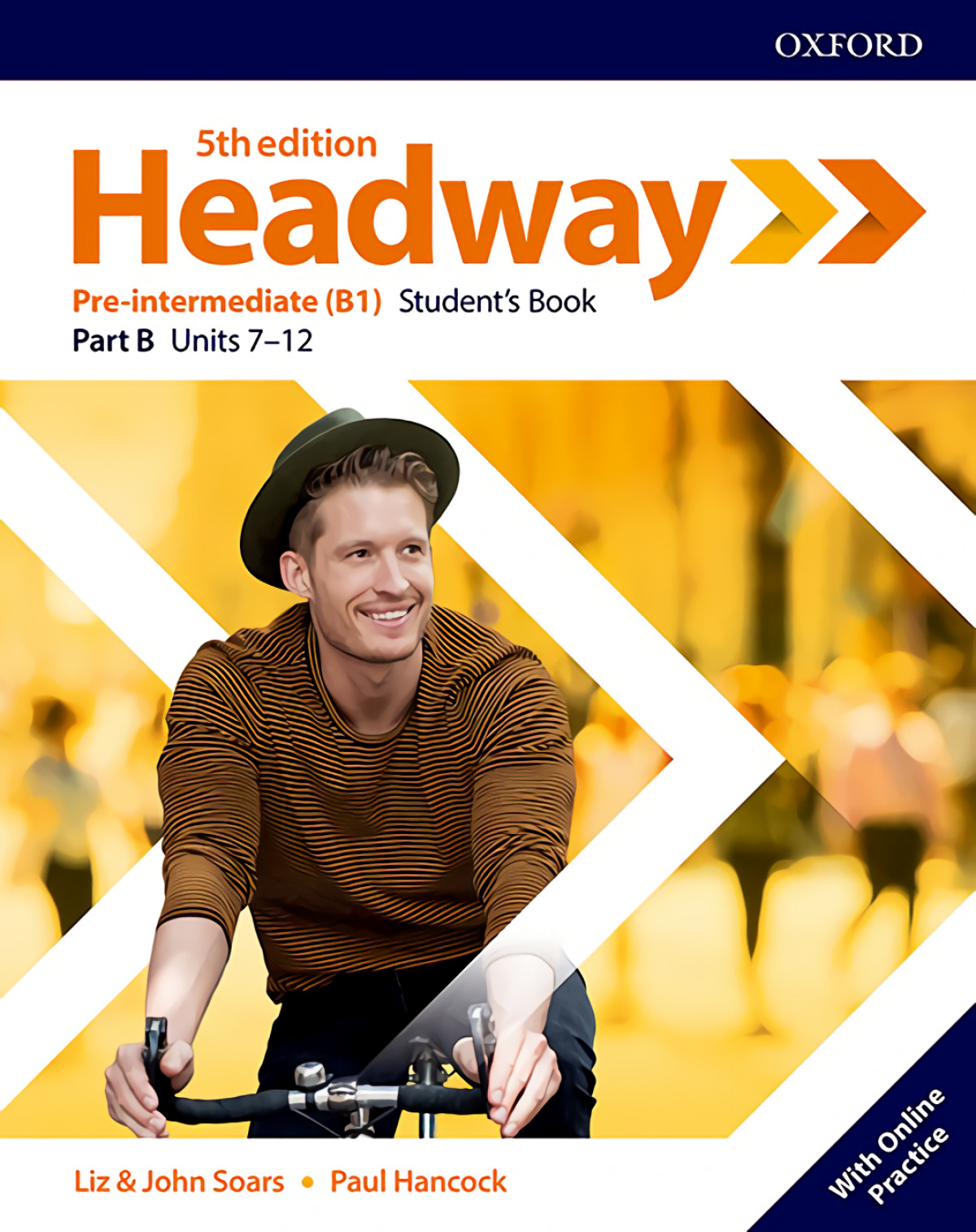 HEADWAY PRE INTERMEDIATE SPLIT STUDENTS B FIFTH EDITION