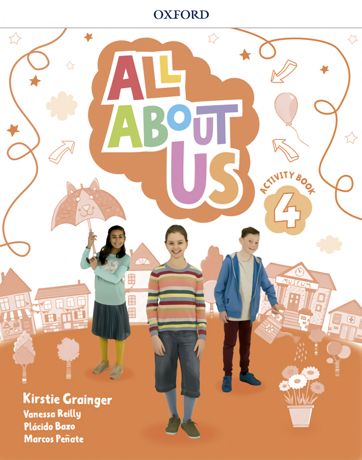 ALL ABOUT US 4 ACTIVITY PACK
