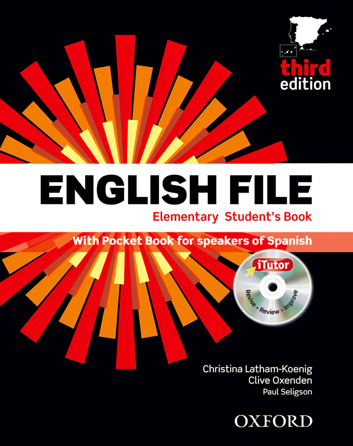 (12).(PACK+KEY).ENGLISH FILE ELEMENTARY (3A.ED) (+ITUTOR)