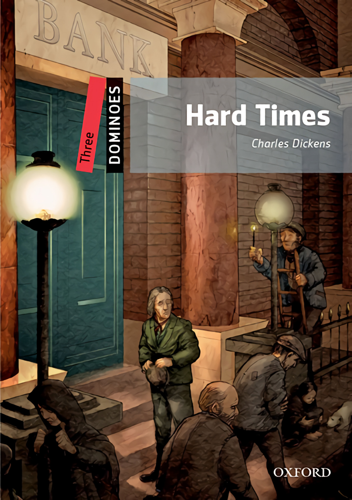 HARD TIMES DOMINOES 3 WITH MP3 PACK