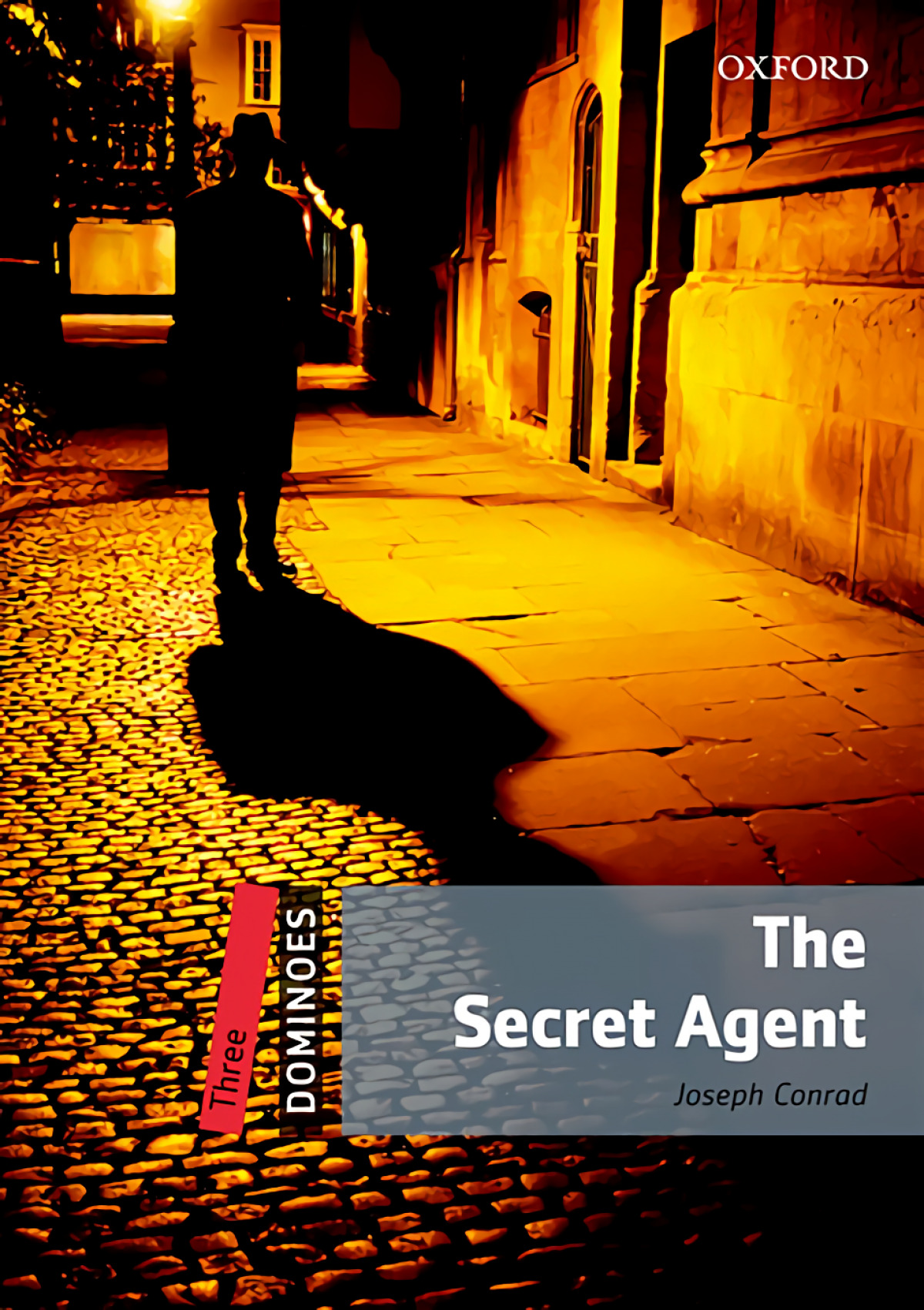THE SECRET AGENT WITH MP3 PACK DOMINOES 3