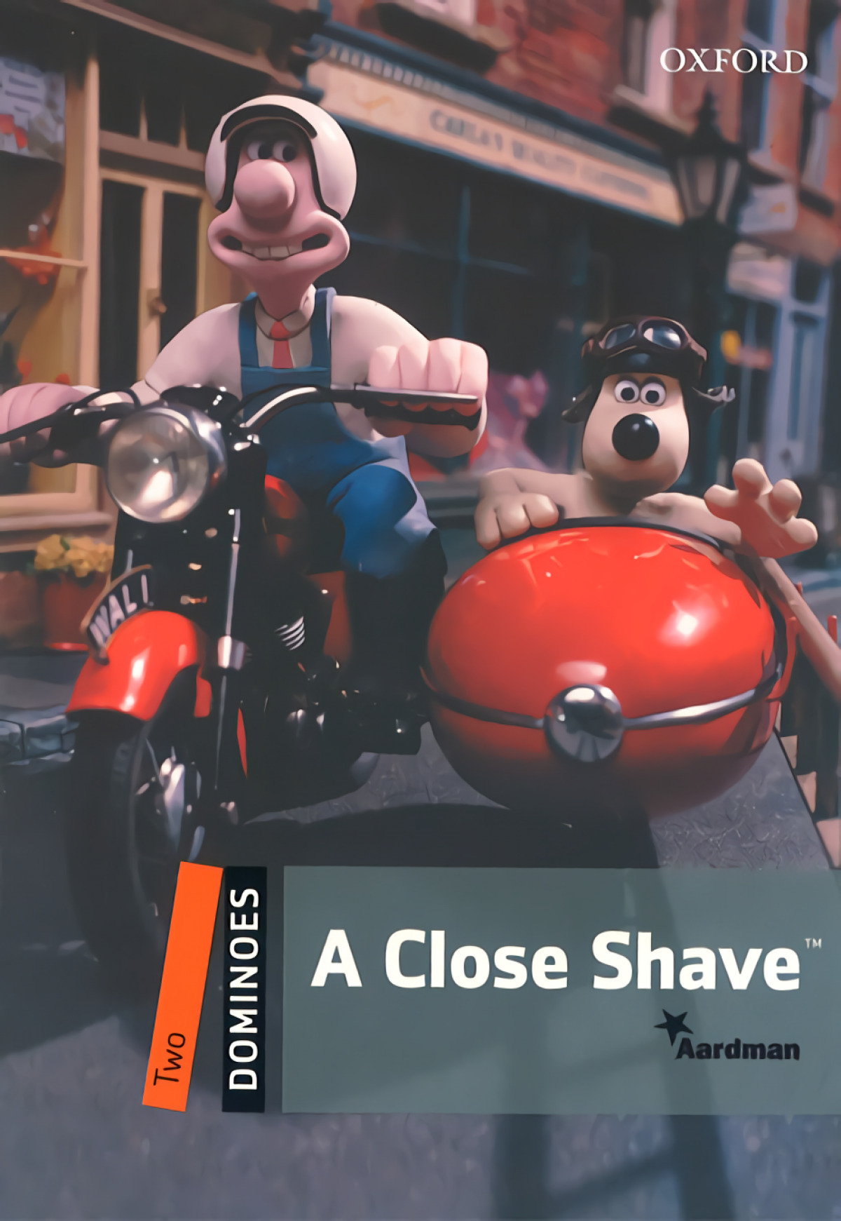 A CLOSE SHAVE DOMINOES 2