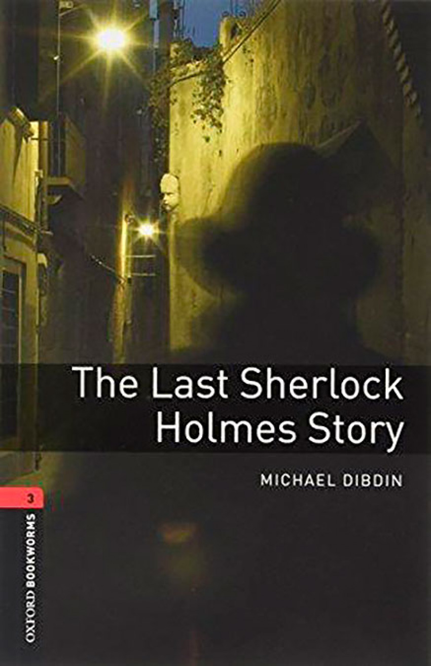 LAST SHERLOCK HOLMES STORIES WITH CD AUDIO PACK BOOKWORMS 5
