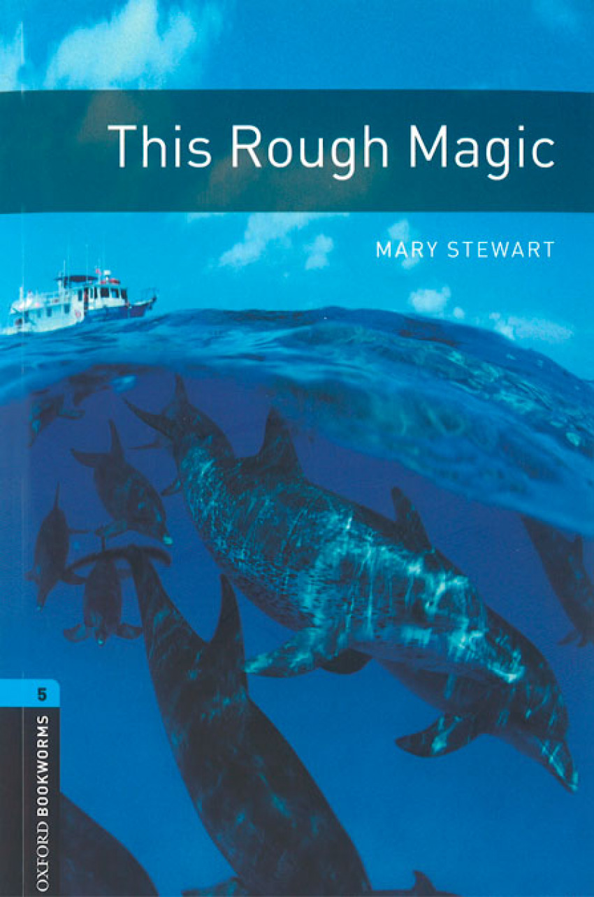 THIS ROUGH MAGIC BOOKWORMS LIBRARY LEVEL 5