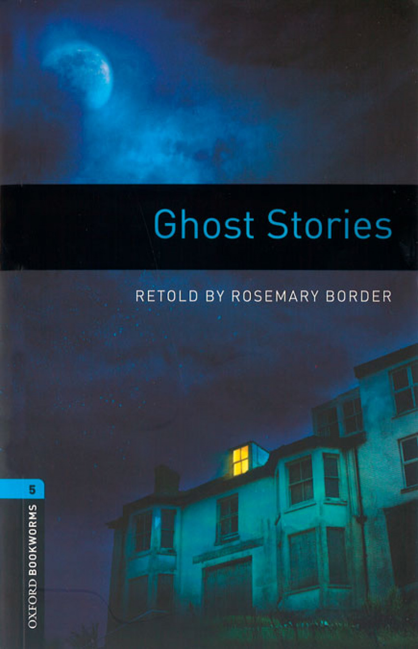 GHOST STORIES BOOKWORMS LIBRARY LEVEL 5 WITH MP3