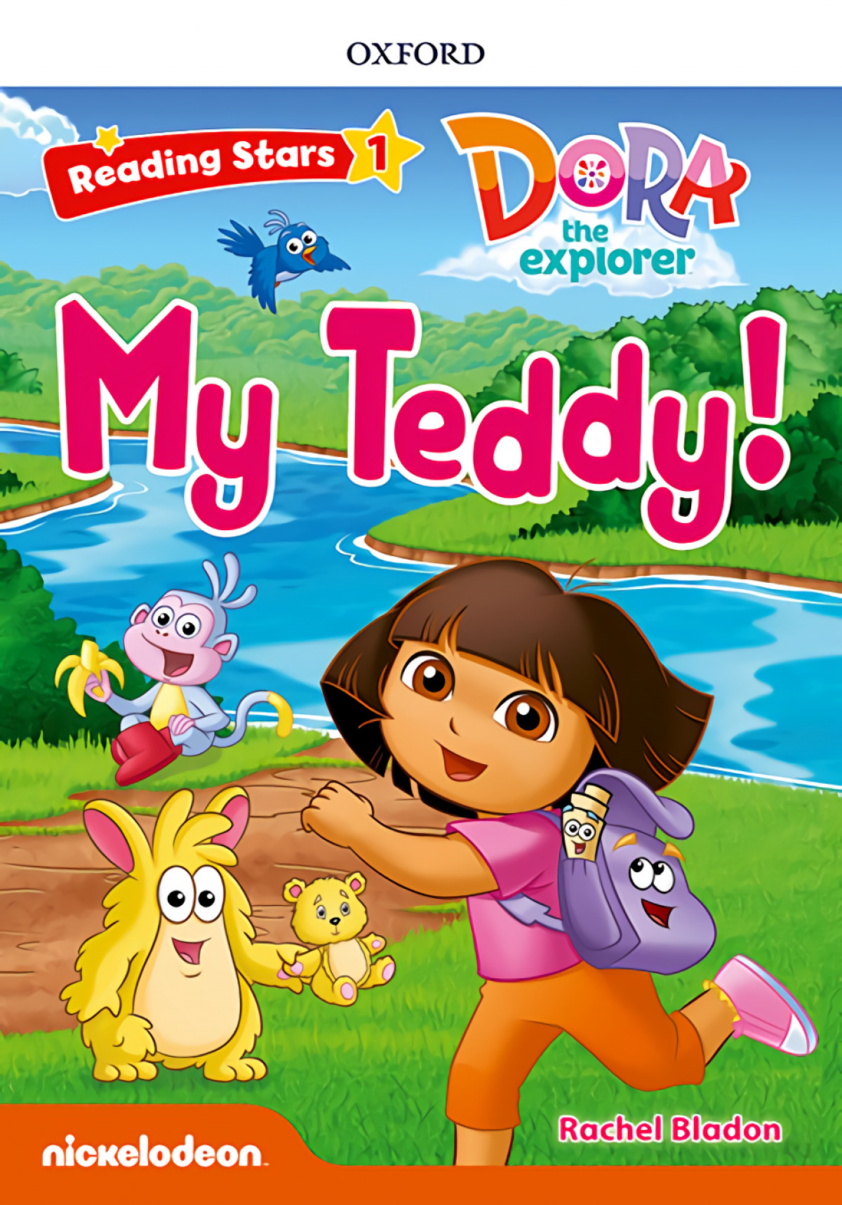 DORA THE EXPLORER MY TEDDY READING STARS WITH MP3