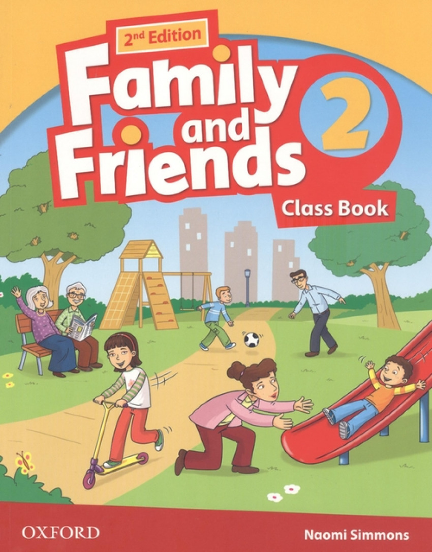 Family and Friends 2nd Edition 2. Class Book Pack. Revised Edition