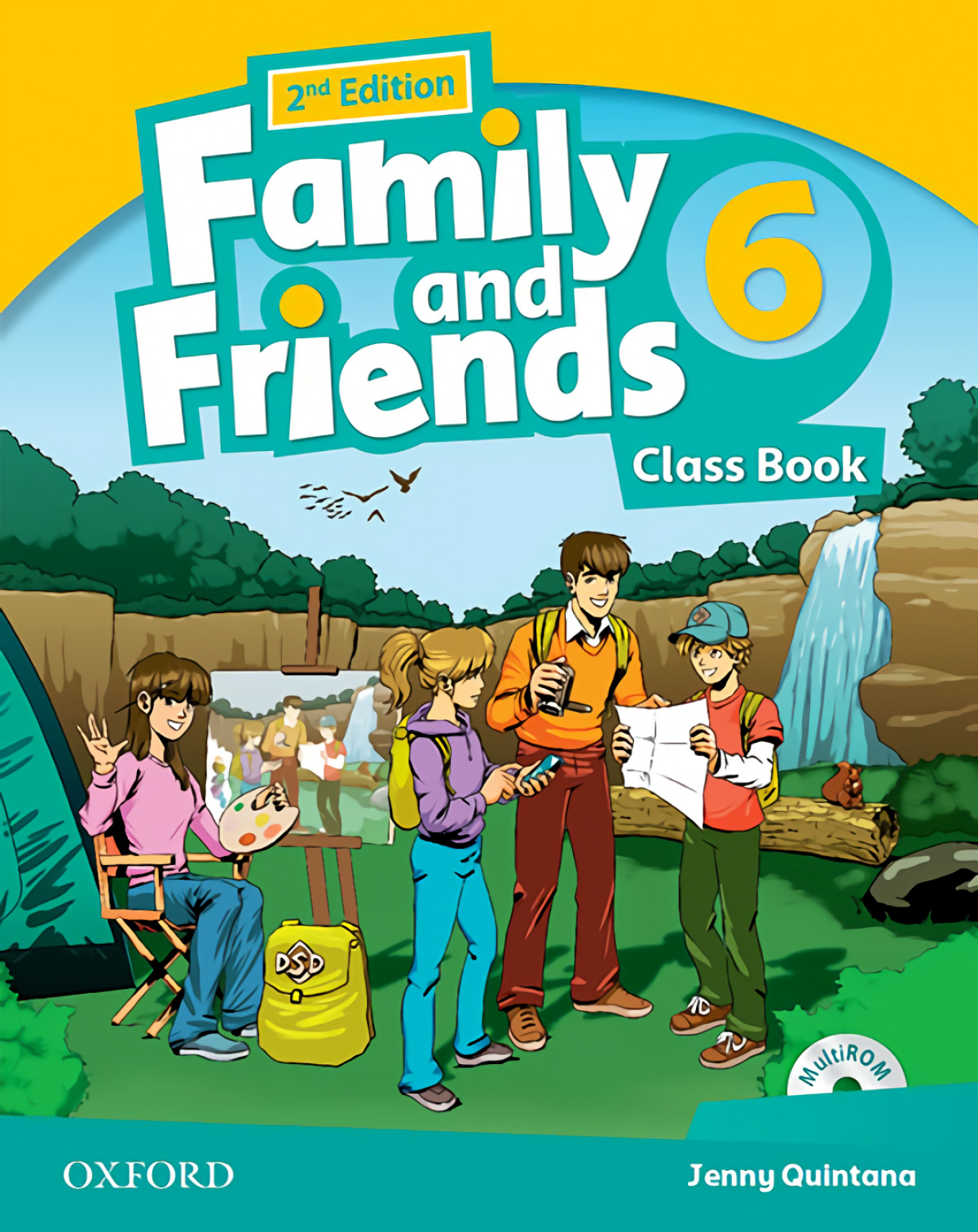 Family and Friends 2nd Edition 6. Class Book Pack. Revised Edition