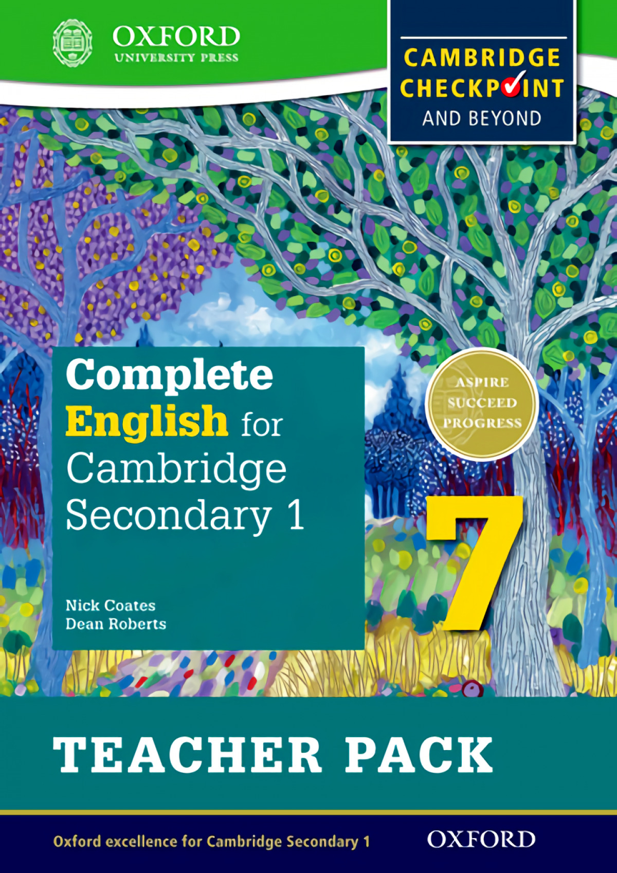(TCHS).(7).COMPLETE ENG.CAMBRIDGE SECONDARY TEACHER'S BOOK
