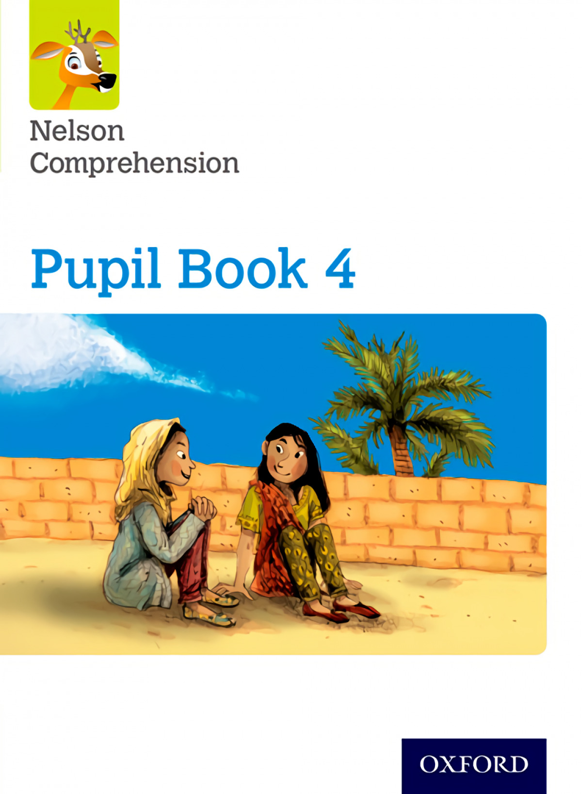 (ST).4.COMPREHENSION NELSON INTERNATIONAL.(STUDENT'S BOOK)