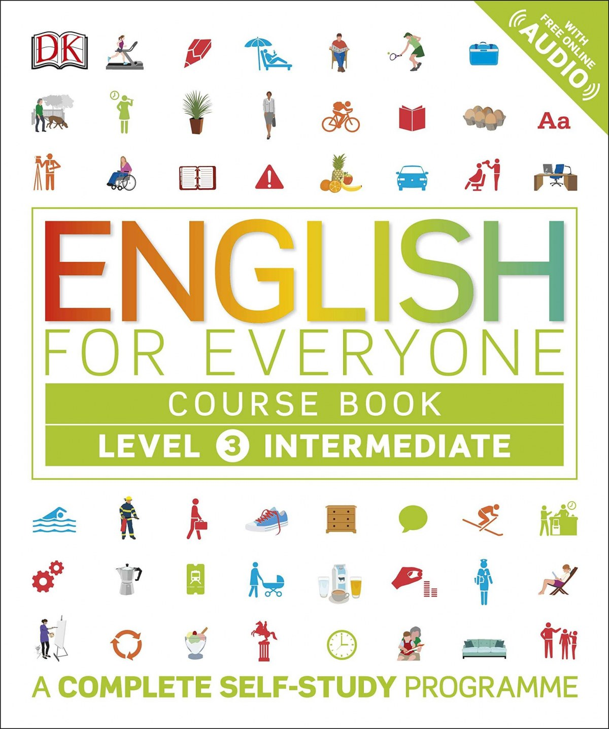 For everyone course book level 3 intermedi