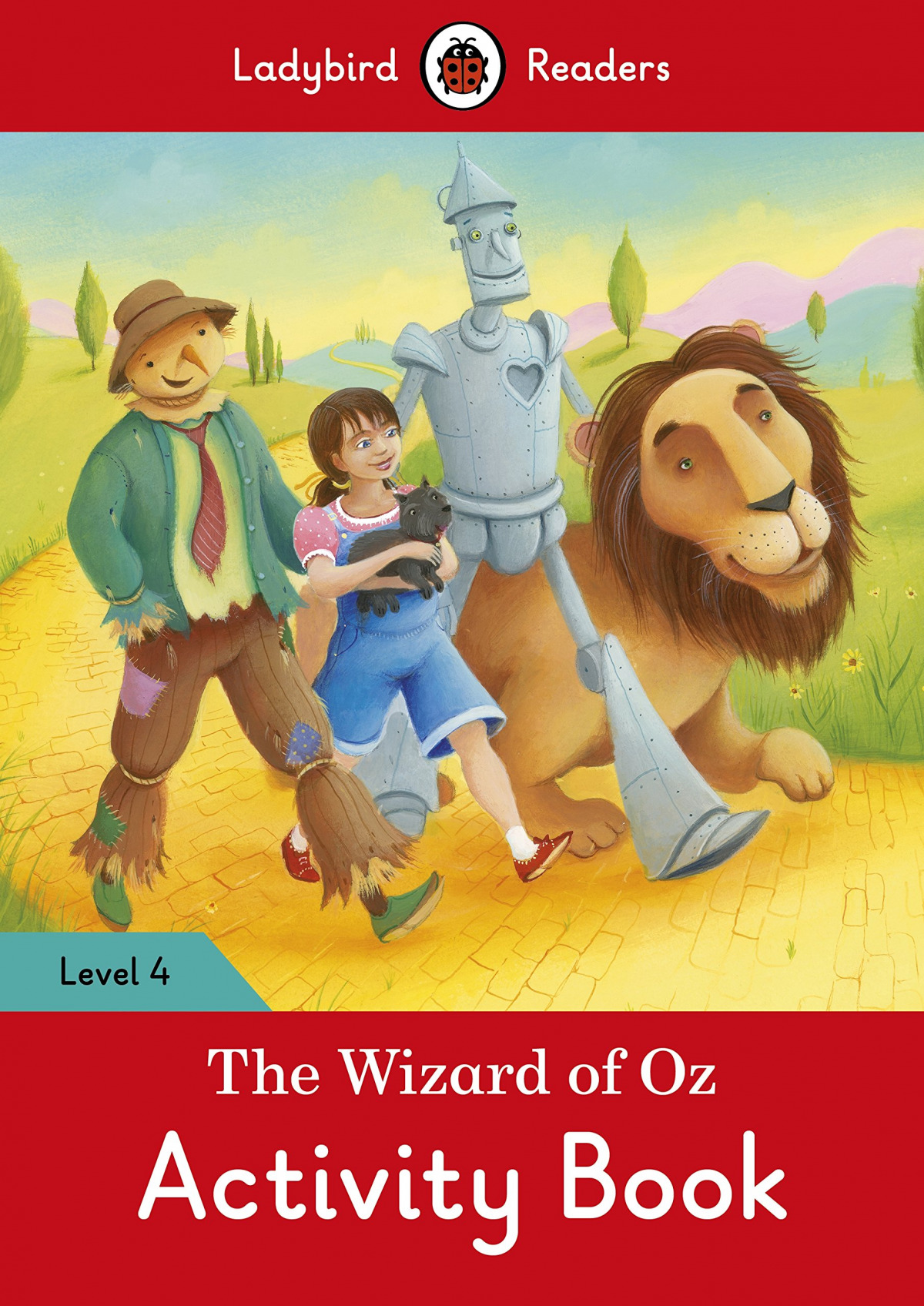 THE WIZARD OF OZ. ACTIVITY BOOK