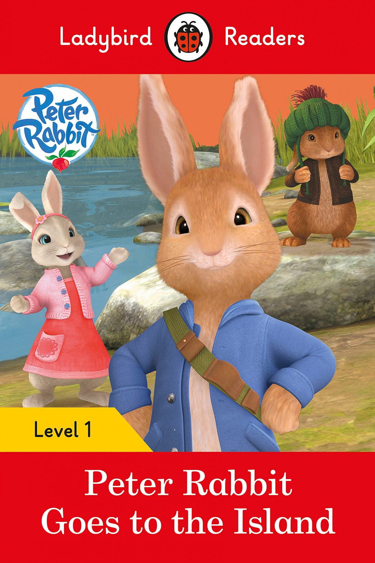 GOES TO THE ISLAND. PETER RABBIT