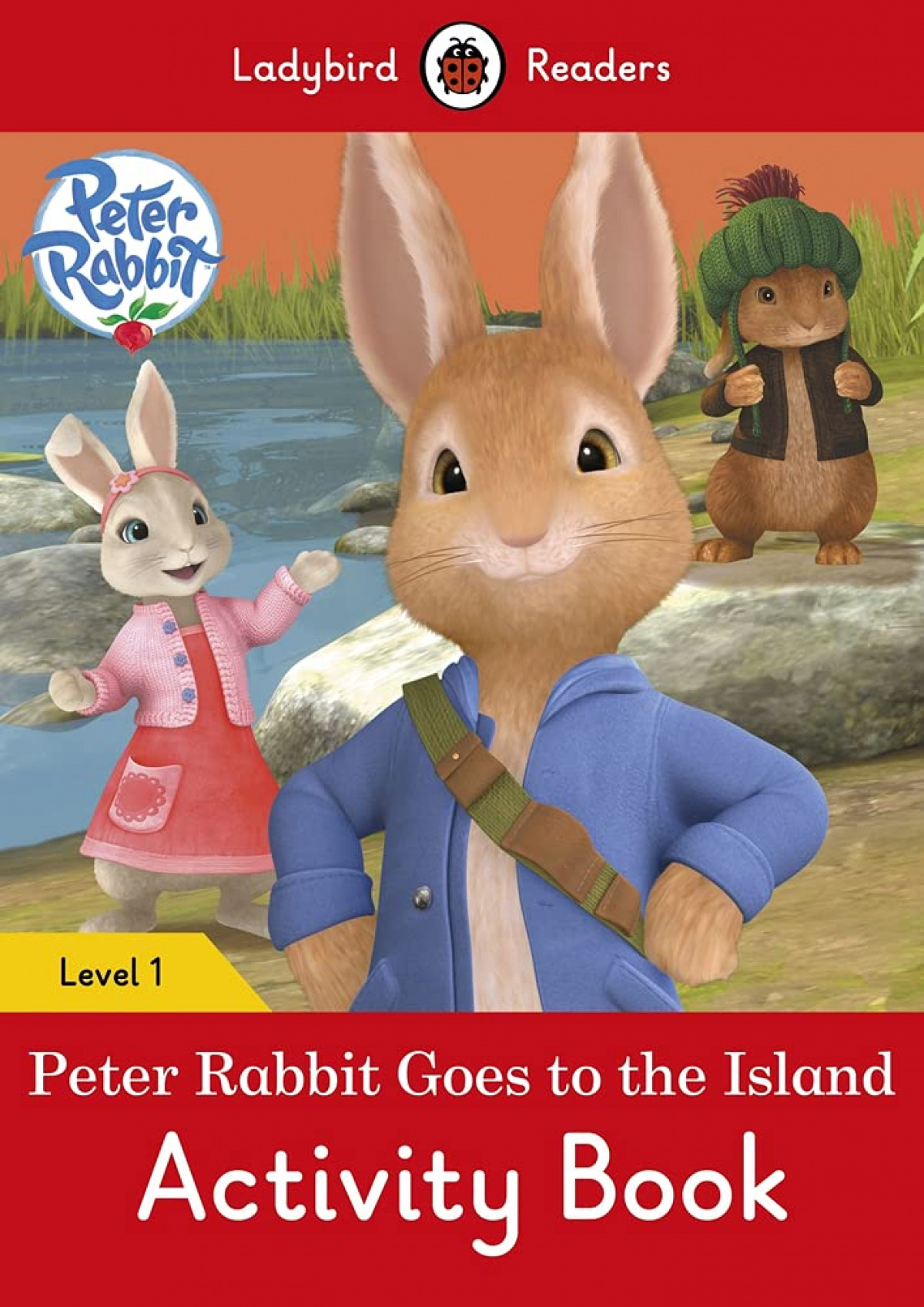 GOES TO THE ISLAND. PETER RABBIT. ACTIVITY BOOK