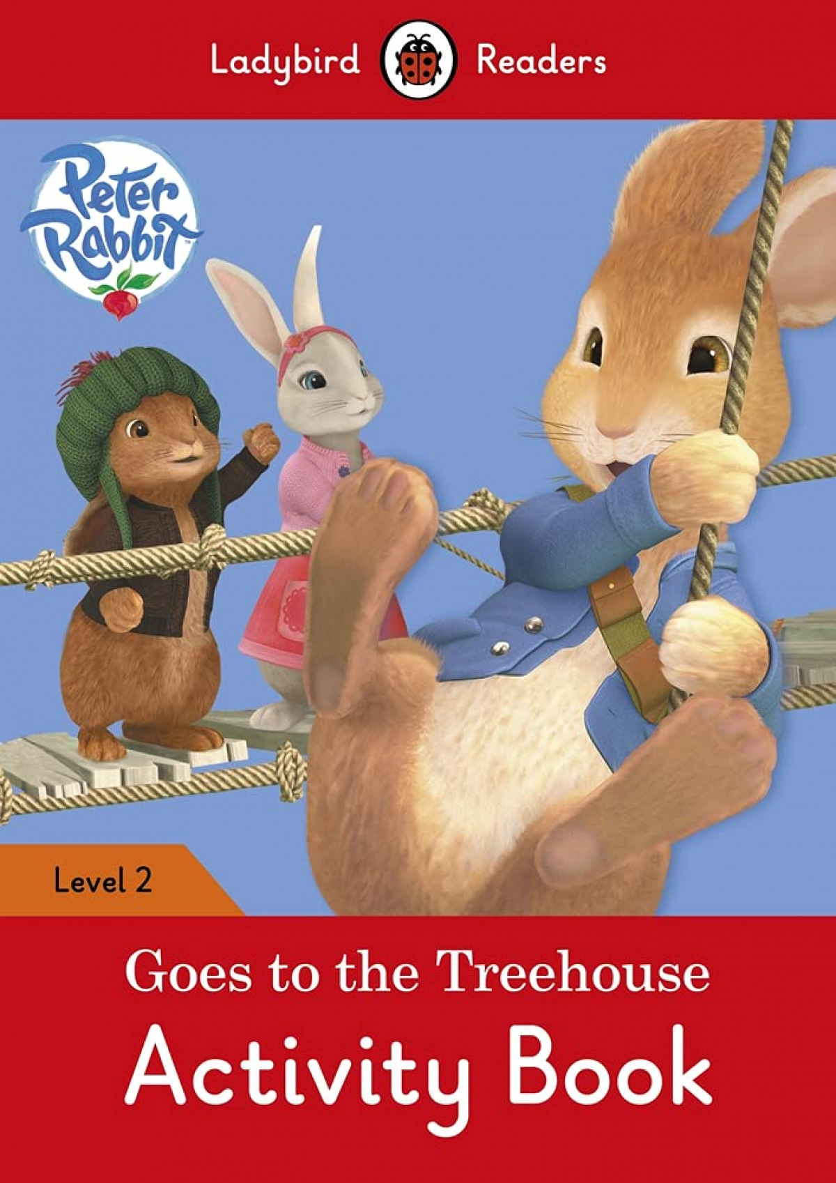 GOES THE TREEHOUSE. PETER RABBIT. ACTIVITY BOOK