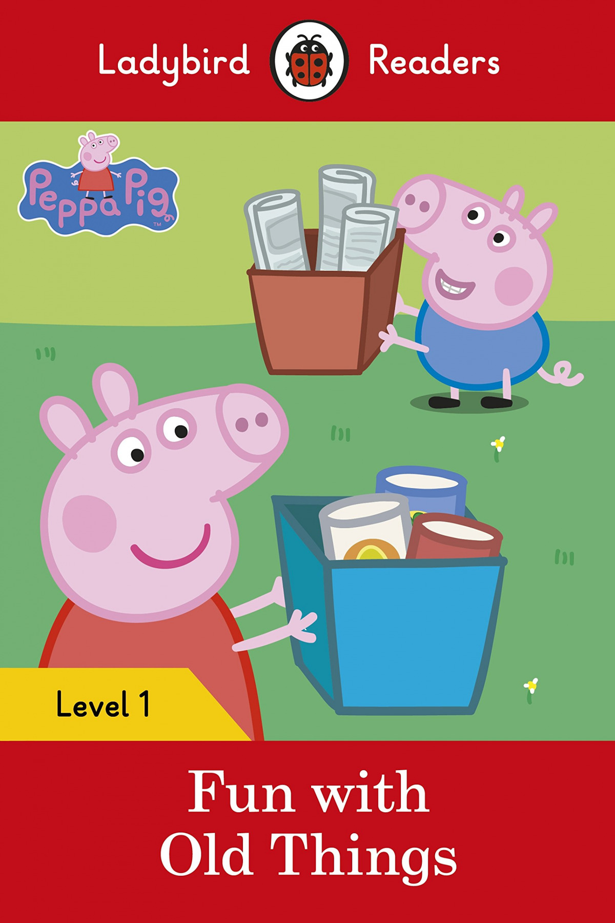 FUN WITH OLD THINGS. PEPPA PIG