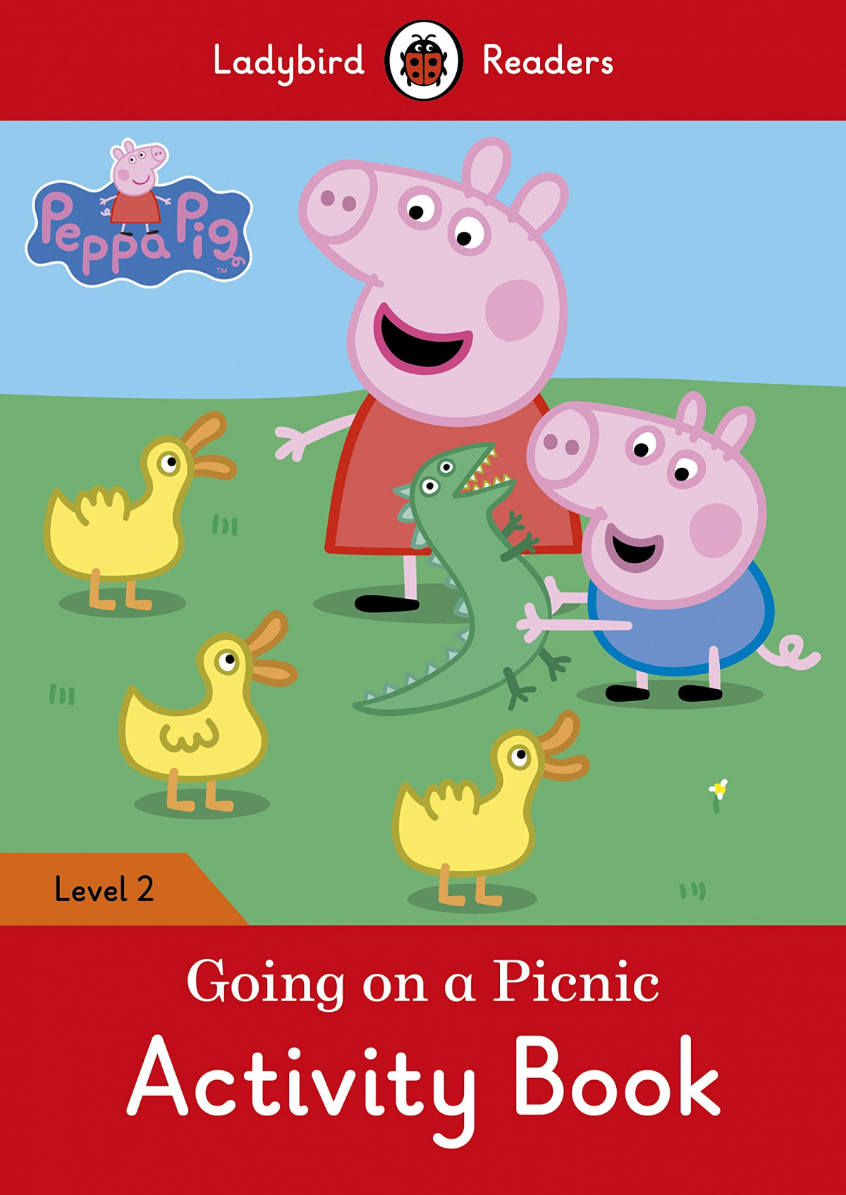 GOING ON A PICNIC. PEPPA PIG. ACTIVITY BOOK