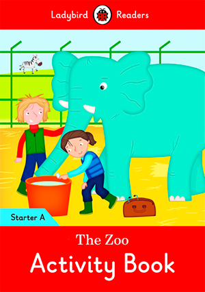 THE ZOO. ACTIVITY BOOK