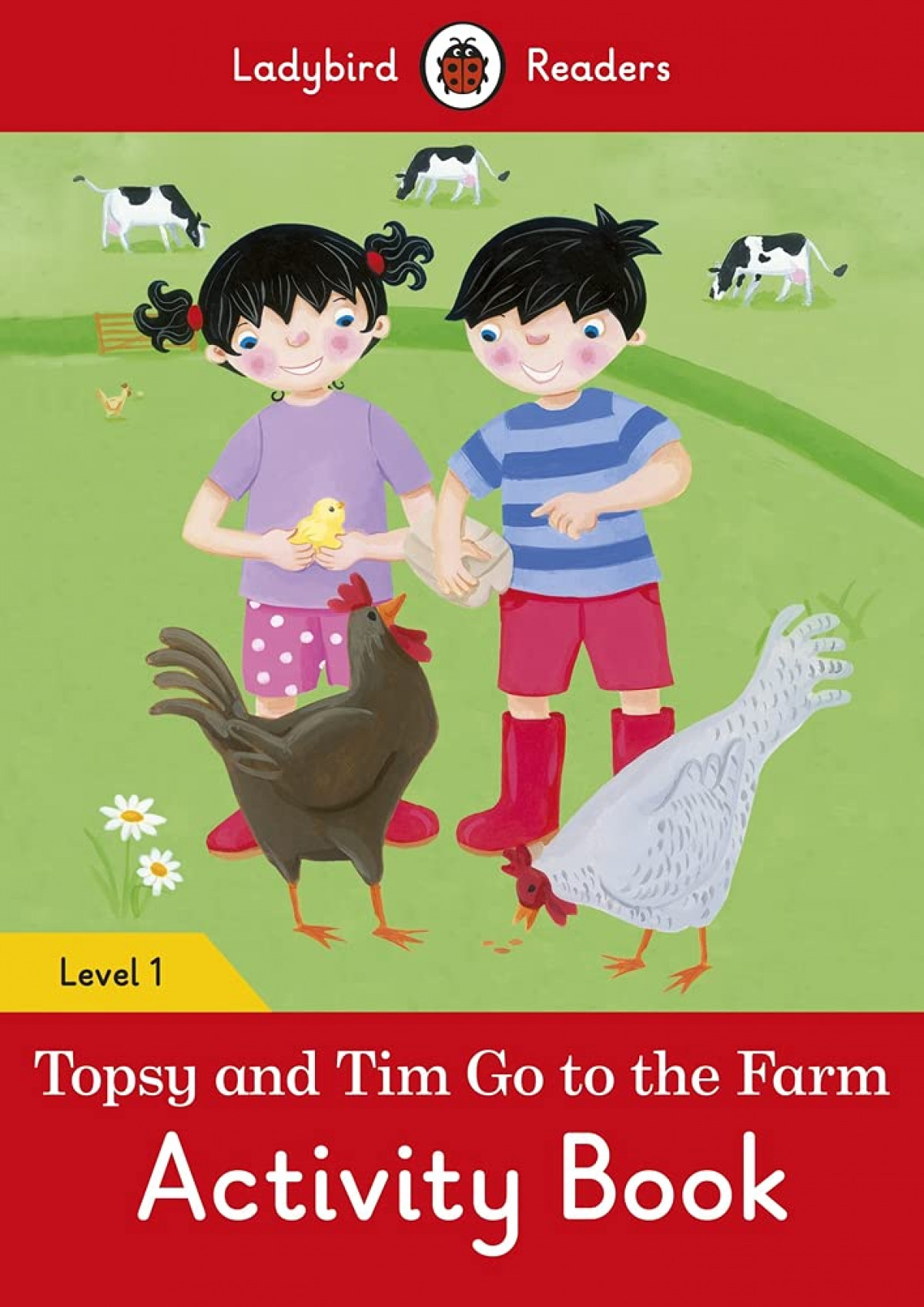 GO TO THE FARM. TOPSY AND TIM. ACTIVITY BOOK