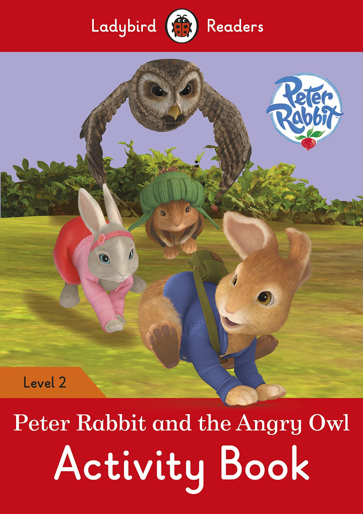 THE ANGRY OWL. PETER RABBIT. ACTIVITY BOOK