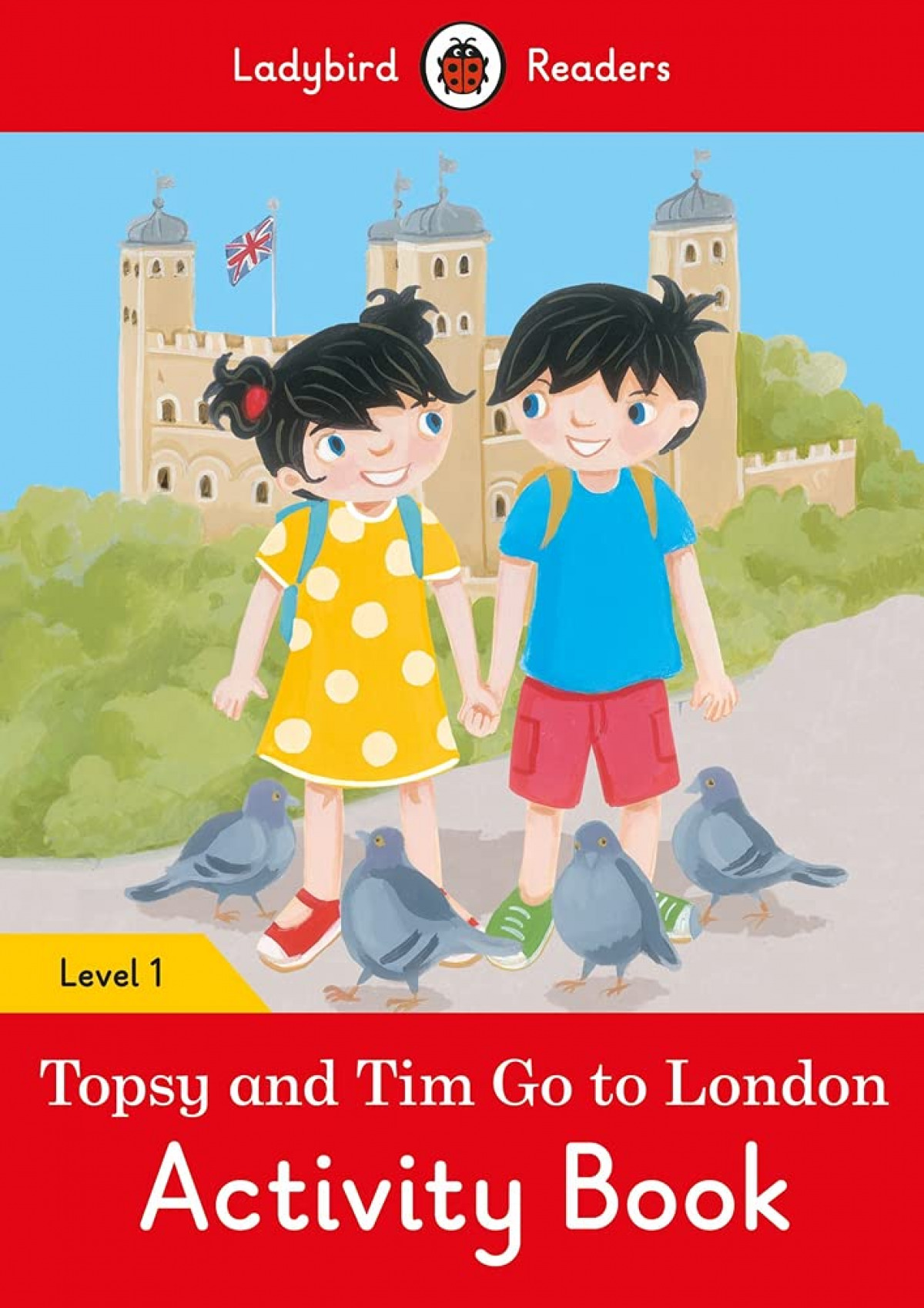 GO TO LONDON. TOPSY AND TIM