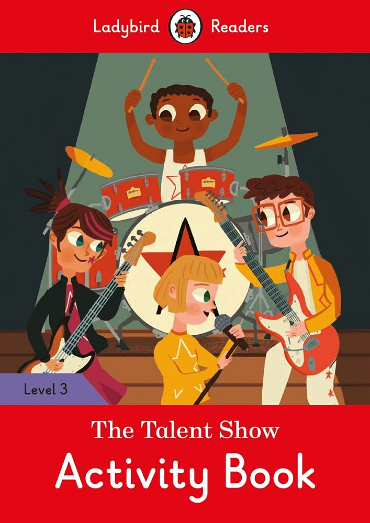 THE TALENT SHOW. ACTIVITY BOOK
