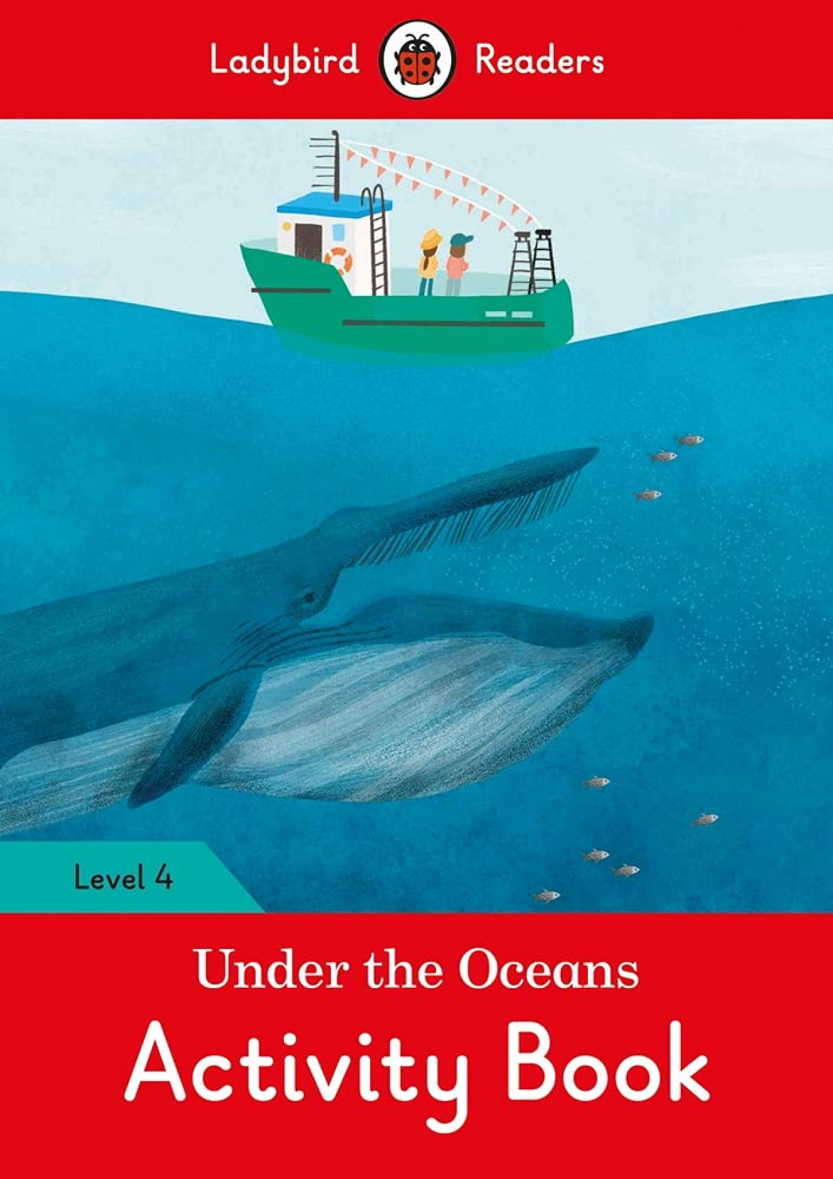 UNDER THE OCEANS. ACTIVITY BOOK