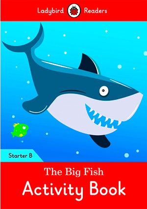 THE BIG FISH. ACTIVITY BOOK