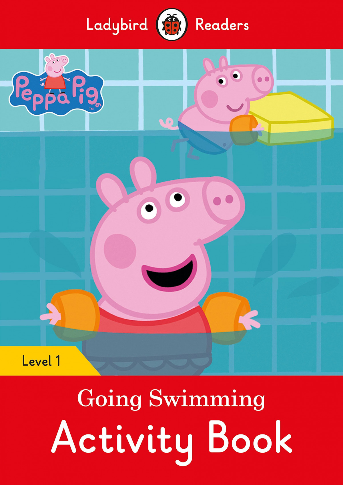 GOING SWIMMING. PEPPA PIG. ACTIVITY BOOK
