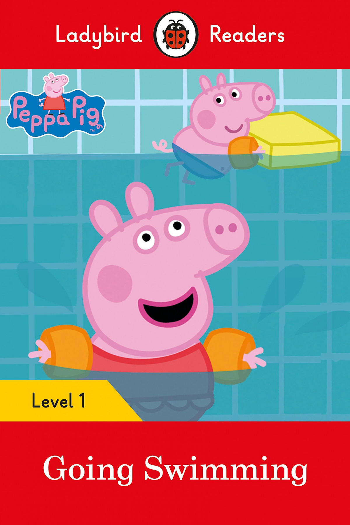 GOING SWIMMING. PEPPA PIG