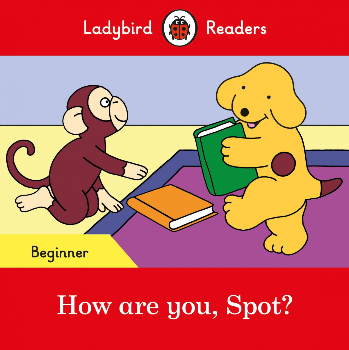 HOW ARE YOY, SPOT?