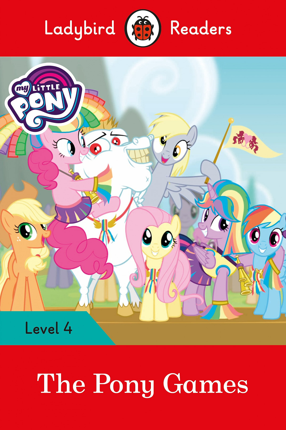 THE PONY GAMES. MY LITTLE PONY