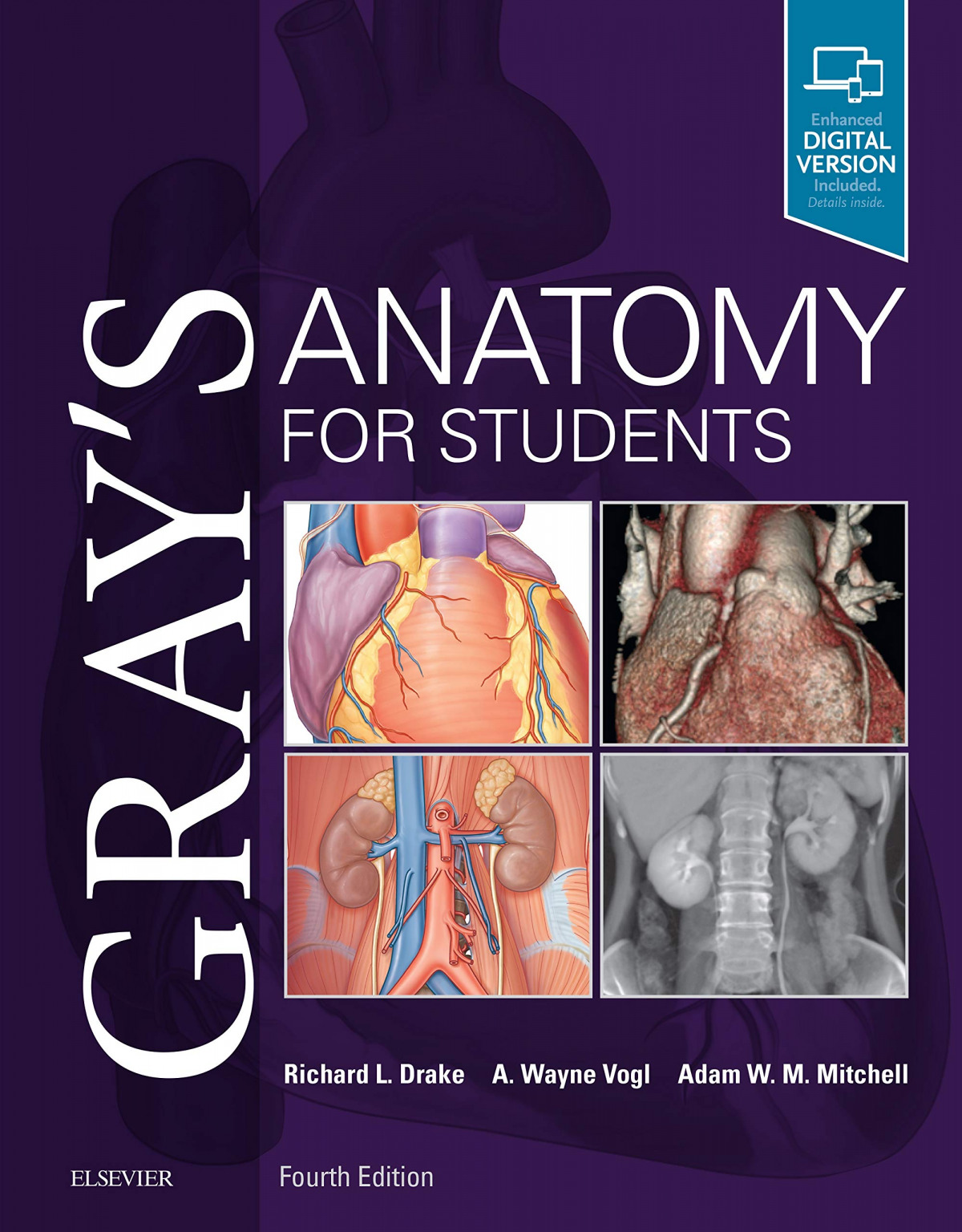 GRAY´S ANATOMY FOR STUDENTS