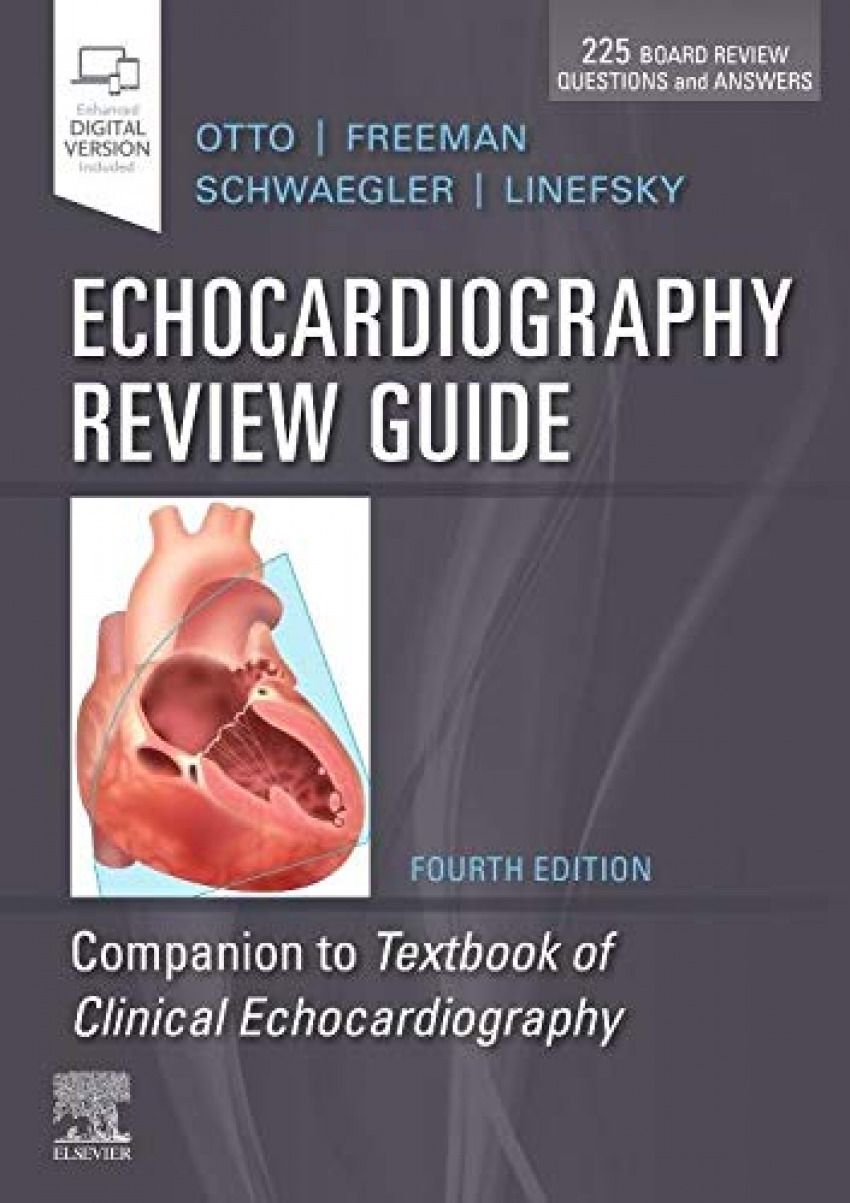 Echocardiography Review Guide: Companion to the Textbook of Clinical Echocardiography